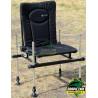 Krzesło Cuzo F3 - CZARNE