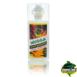 Preparat na komary Mugga EXTRA STRONG Spray 75ml 50%DEET