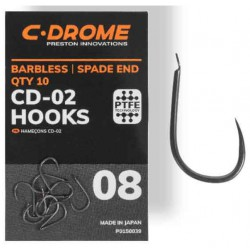 Preston C-Drome CD-02 Barbless