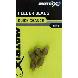 Łączniki Matrix Quick Change Feeder Beads