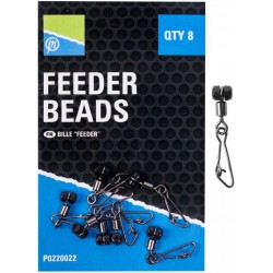 Łączniki Preston Feeder Beads