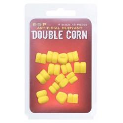 Sztuczna kukurydza E-S-P Double Corn - ŻÓŁTA