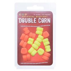 Sztuczna kukurydza E-S-P Double Corn - Pomarańczowa // Żółta
