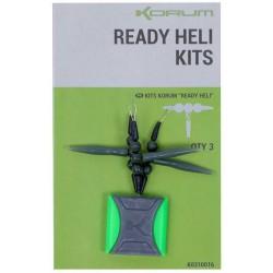 Zestaw do montażu spławika Korum Ready Heli Kits