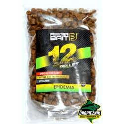Pellet Feeder Baits 800g - Epidemia 12mm