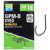 Preston GPM-B Barbless Eyed