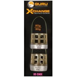 Koszyki Guru X-Change Distance Feeders CAGE - XS 20+30g