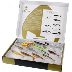 Zestaw Westin Gift Box - European PERCH Selection DUŻY