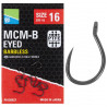 Preston MCM-B Barbless Eyed