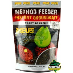 Zanęta MEUS Method Feeder Instant Groundbait 700g - Halibut