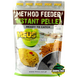Pellet MEUS Method Feeder Instant Pellet 700g - Halibut