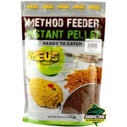 Pellet MEUS Method Feeder Instant Pellet 700g - Kukurydza
