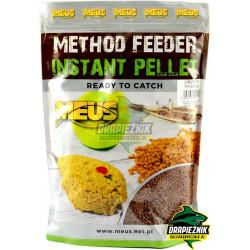 Pellet MEUS Method Feeder Instant Pellet 700g - Orzech Tygrysi