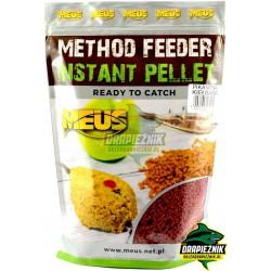 Pellet MEUS Method Feeder Instant Pellet 700g - Pikantna Kiełbasa