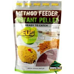 Pellet MEUS Method Feeder Instant Pellet 700g - Truskawka