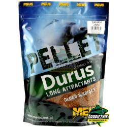 Pellety MEUS Durus Micropellet 1kg 2mm - Banan
