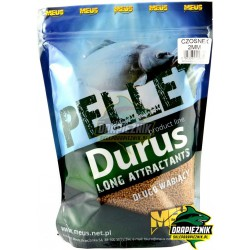Pellety MEUS Durus Micropellet 1kg 2mm - Czosnek