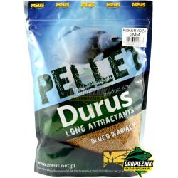 Pellety MEUS Durus Micropellet 1kg 2mm - Kukurydza