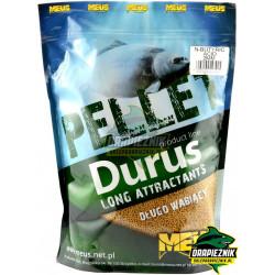 Pellety MEUS Durus Micropellet 1kg 2mm - N-Butyric Acid
