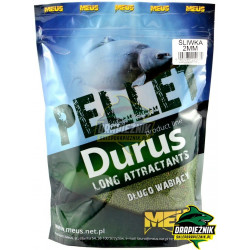 Pellety MEUS Durus Micropellet 1kg 2mm - Śliwka