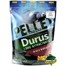 Pellety MEUS Durus Micropellet 1kg 2mm - Truskawka