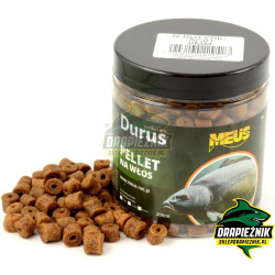 Pellet MEUS Durus na włos 8mm - N-Butyric Acid