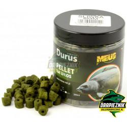 Pellet MEUS Durus na włos 8mm - Śliwka
