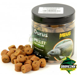 Pellet MEUS Durus na włos 12mm - Czosnek