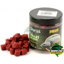 Pellet MEUS Durus na włos 12mm - Truskawka