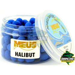 Waftersy MEUS Dumbells Wafters na włos 8mm - Halibut