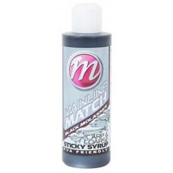 Match Sticky Syrup 250ml - Black Molasses