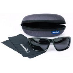 Okulary Matrix Trans Black Wraps/Grey Lense