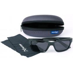 Okulary Matrix Trans Black Casual/Grey Lense