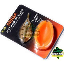 Zestaw ESP Mega Method Feeder 70g - X-LARGE
