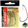 Gamakatsu Worm EWG Superline Spring Lock