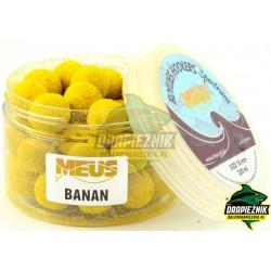 Kulki MEUS Spectrum Sinking na włos 18mm - Banan