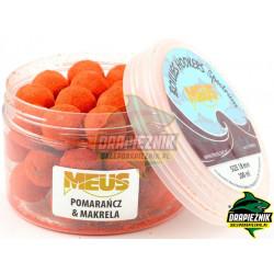 Kulki MEUS Spectrum Sinking na włos 18mm - Pomarańcza & Makrela