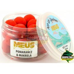 Kulki MEUS Spectrum POP UP 15mm - Pomarańcza & Makrela