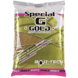 Zanęta Bait-Tech 1kg Special 'G' - Gold