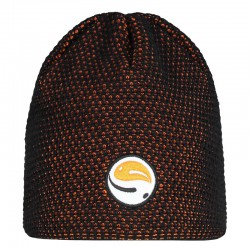 Czapka Guru Skullcap Black/Orange