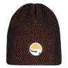 Czapka Guru Skullcap Black/Orange