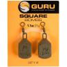 Ciężarki Guru Square Bomb