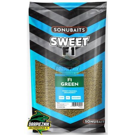 Sonubaits Supercrush - F1 Green