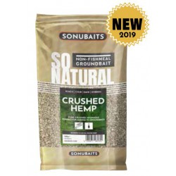 Sonubaits So Natural 500g - Crushed Hemp