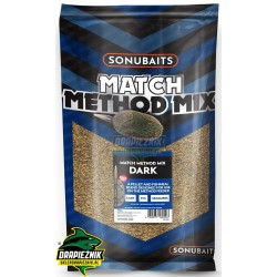 Sonubaits Supercrush - Match Method Mix Dark