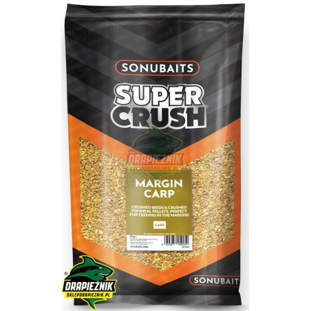 Sonubaits Supercrush - Margin Carp