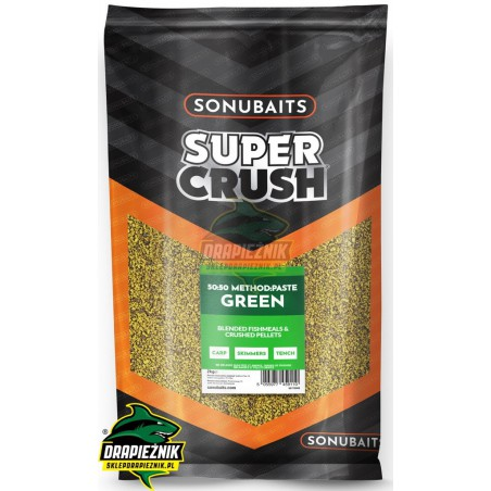 Sonubaits Supercrush - 50:50 Method and Paste