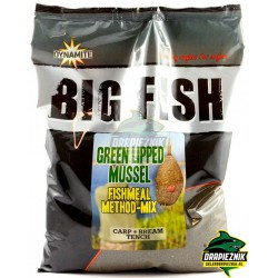 Dynamite Baits Big Fish 1.75kg - GLM Method Mix