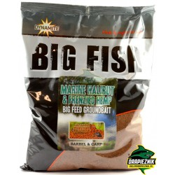Dynamite Baits Big Fish 1.75kg - Marine Halibut & Frenzied Hemp