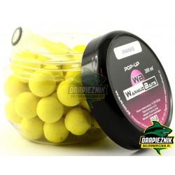 Warmuz Baits Kulki Pop-Up 15mm - Ananas